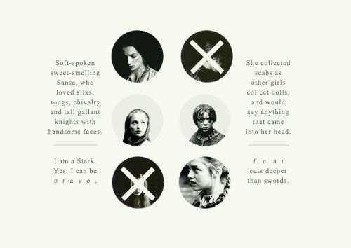 Stark girls