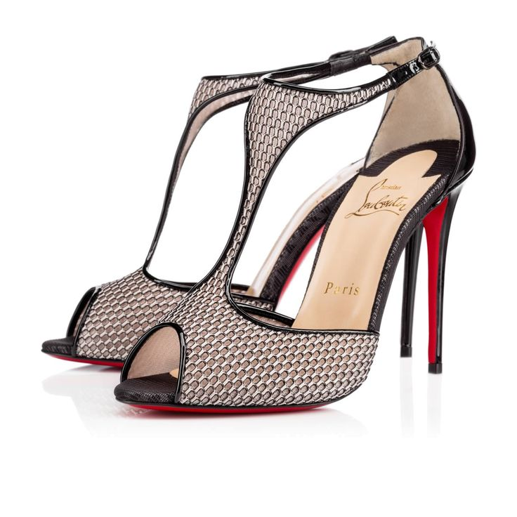 Christianlouboutin Black Shoes