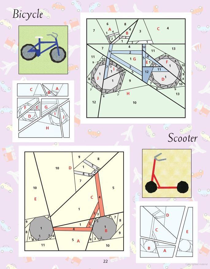 100 Paper Pieced Quilt Blocks - Google Books