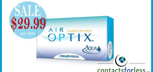 Air Optix Sale 2nd version
