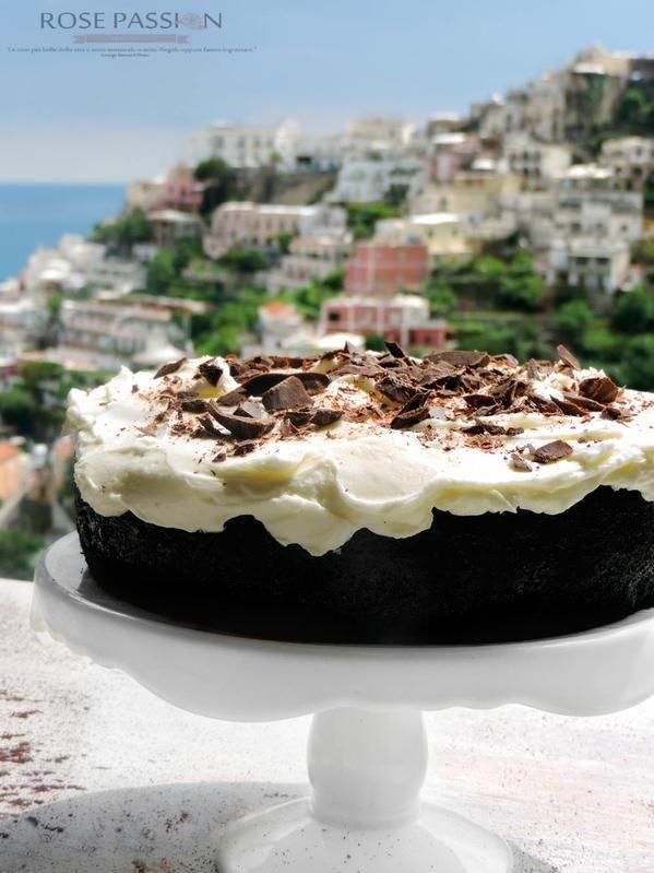 Coffee Blonde Chocolate Cake, ovvero la rivisitazione della famosa Guinness Chocolate Cake.  http://rosacinque.com/2015/05/30/coffee-blonde-chocolate-cake/