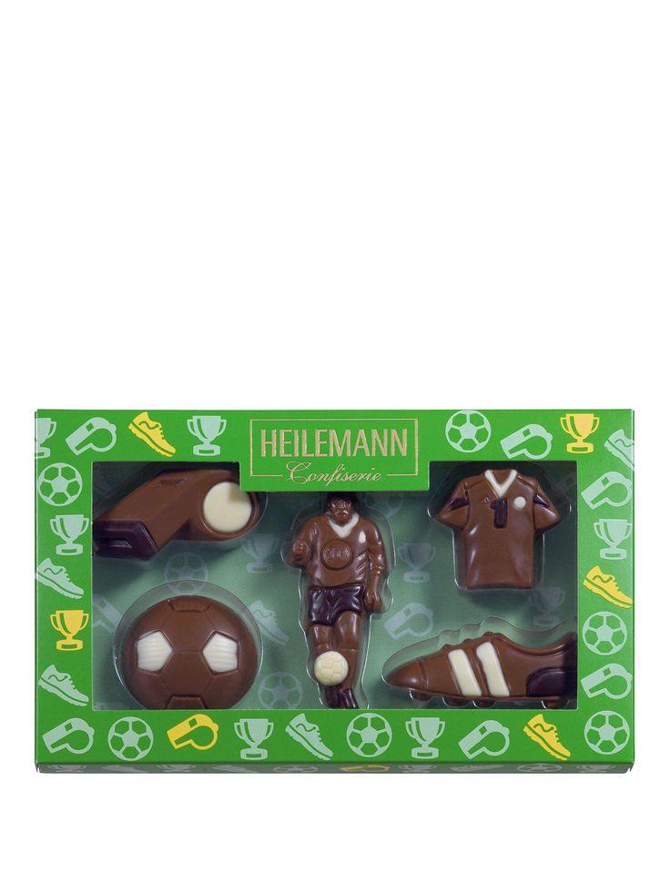 Football Milk Chocolate Gift Set 100g | very.co.uk