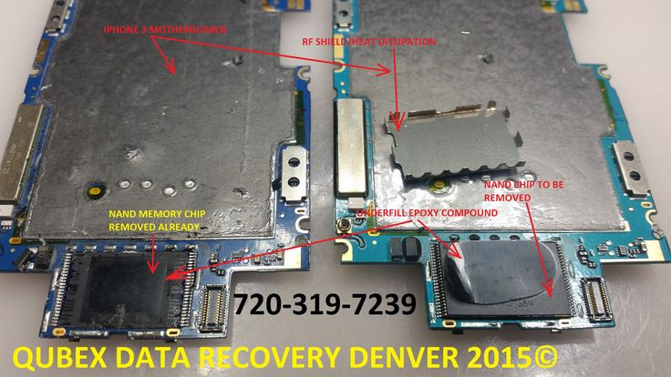 SMART PHONE, CELL PHONE IPHONE BGA UNDERFILL EPOXY REMOVAL DATA RECOVERY BY QUBEX DATA RECOVERY SERVICES DENVER 720-319-7239
