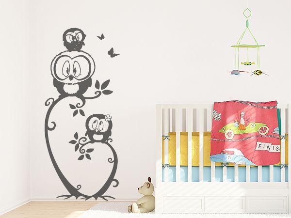 28 besten Wandtattoo Kinderzimmer Bilder auf Pinterest | Wandtattoo ...