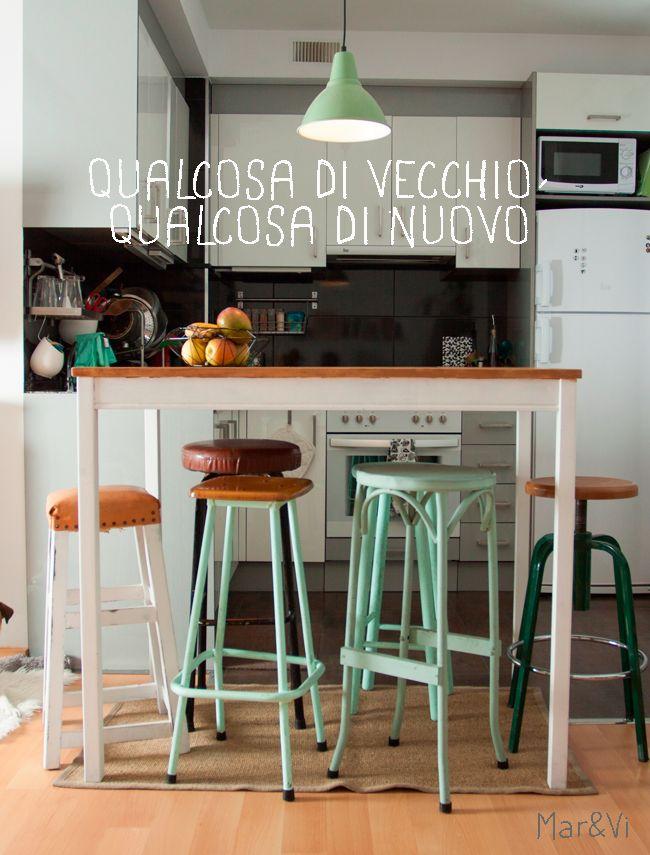 17 migliori idee su mobili riciclati su pinterest mobili - Mobili cucina fai da te ...