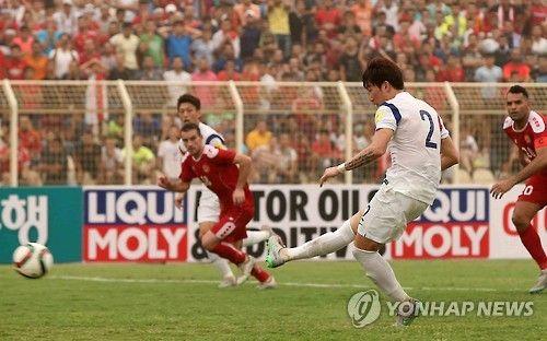South Korea 1 - 0 Lebanon - Fresh Highlights