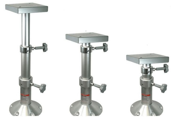 Details About Telescopic Table Bed Pedestal Mount Boat
