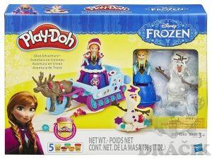 Play-Doh Frozen