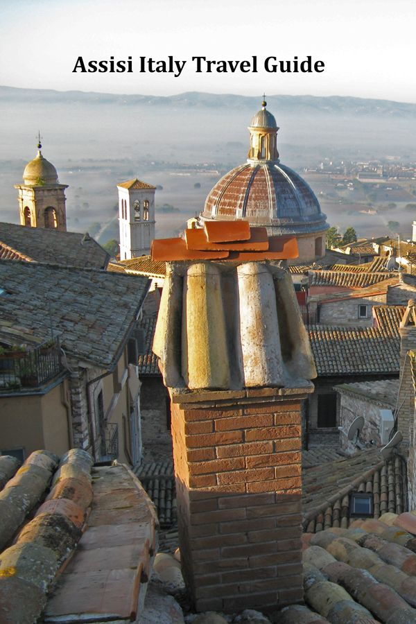 The Assisi Italy Travel Guide | #Assisi #Umbria #Italy #TravelGuide #CityGuide