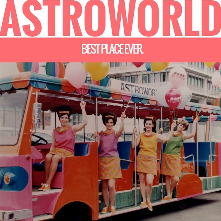 HOW HOUSTON KIDS SPENT THE '80s & '90s | Admit it. You still miss Astroworld every day.