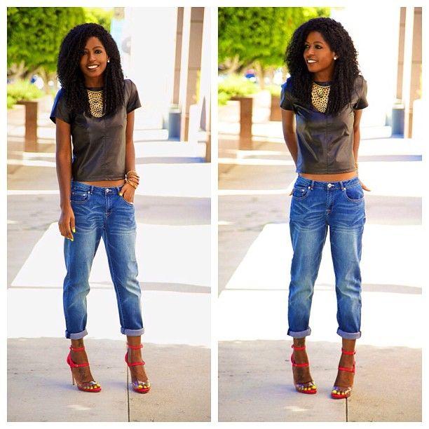120 best images about Jeans   Heels on Pinterest | Boyfriend jeans ...