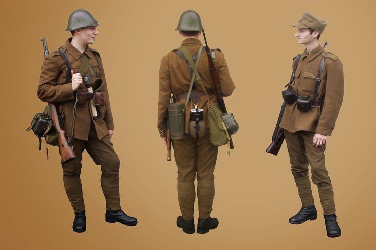 first world war british soldier uniform - Google Search