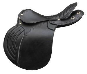 Silla de Marcha Norton Tölt  Cuero Búfalo. Silla de marcha tipo islandés de cuero de búfalo teñido con anilina.