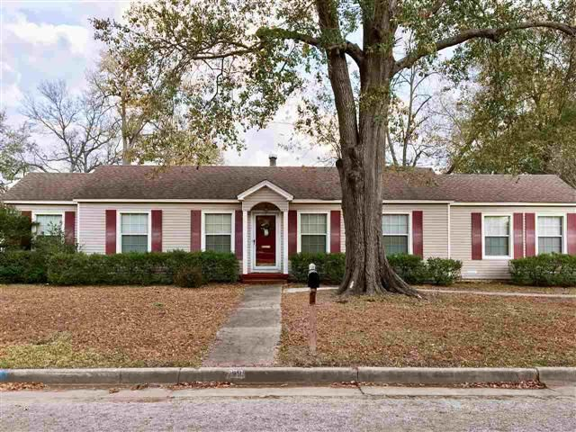 Great home for a great price Wonderful 42 home in the heart of Gilmer. Original hardwood floors. Spacious fenced backyard with storage building playhouse and covered patio.