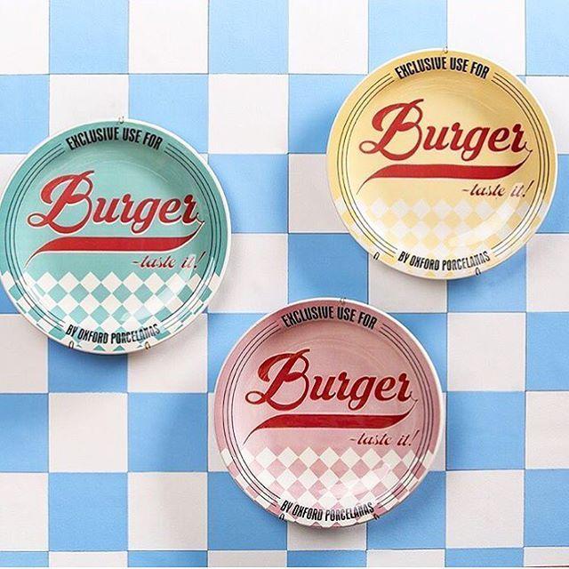 Vai um hamburguer ai? 🍔 Chegou o jogo Vintage Burger!!! #DuChapeuPresentes #TasteIt PRATOS AVULSOS!!!
