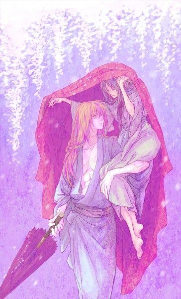 : Fanart, Rurouni Kenshin, Himura Kenshin