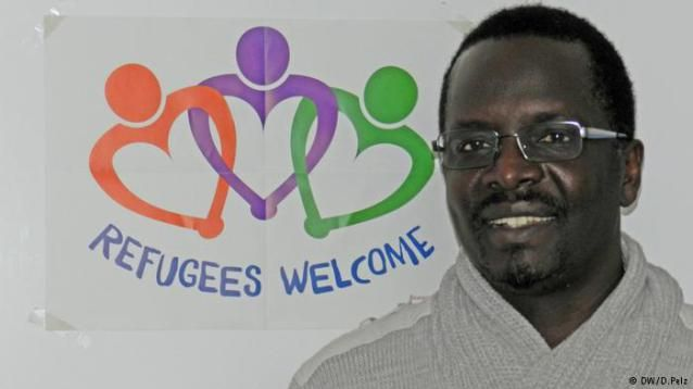 Meet the Kenyan Who Helps Refugees Find Their Way in Germany