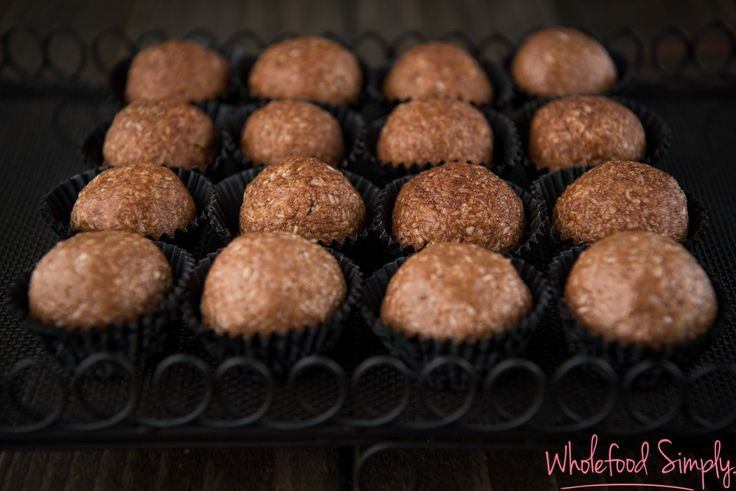 Mix and Make Nut Free Bliss Balls