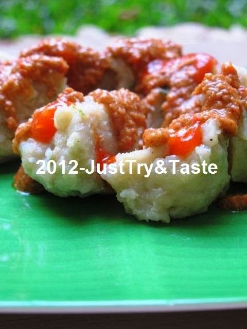Just Try & Taste: Siomay ala Si Abang