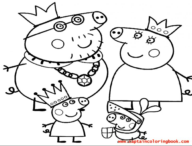 24 best Captain coloring page book images on Pinterest Coloring - new free coloring pages for peppa pig