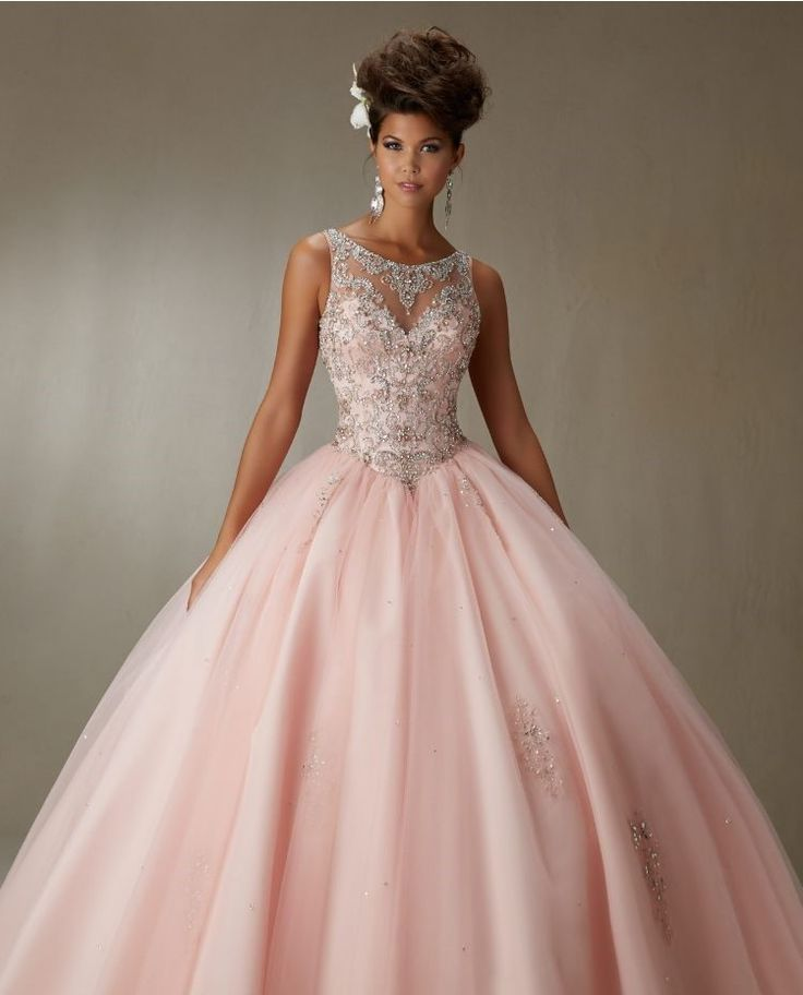 Nice 24 Rose Gold Quinceanera Dresses For Wedding Days https://weddingtopia.co/2017/08/01/24-rose-gold-quinceanera-dresses-wedding-days/ Make certain to truly feel comfortable in the lovely color you opt to wear. You may even opt for those contrasting colors that are put on the other side of the color wheel.