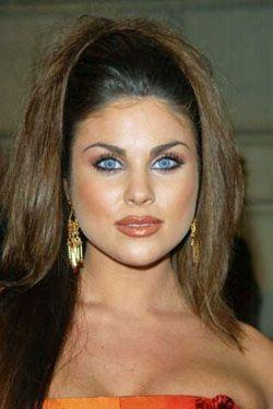 Iran Politics Club: Nadia Bjorlin Sexy Iranian Actress, Singer & Model 2: Classic Beauty Album