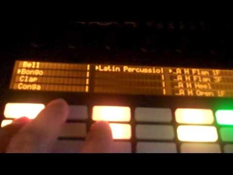 Ableton Push - Browser hack