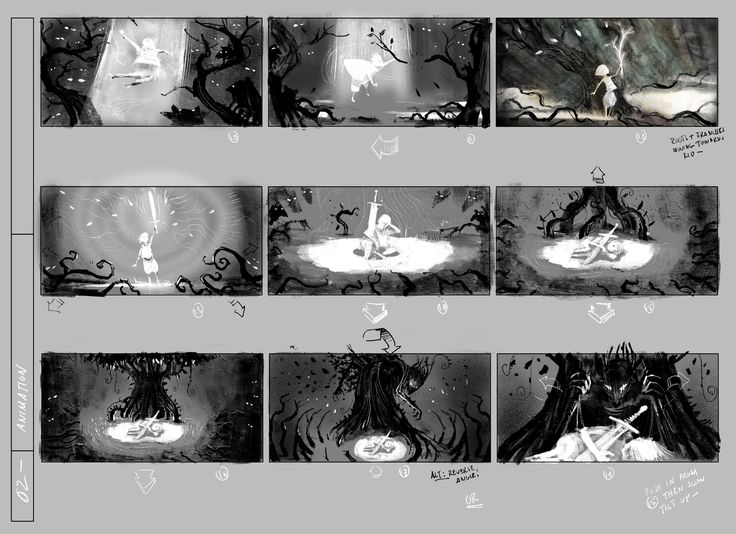 Best Storyboard Images On   Storyboard Pacific Rim