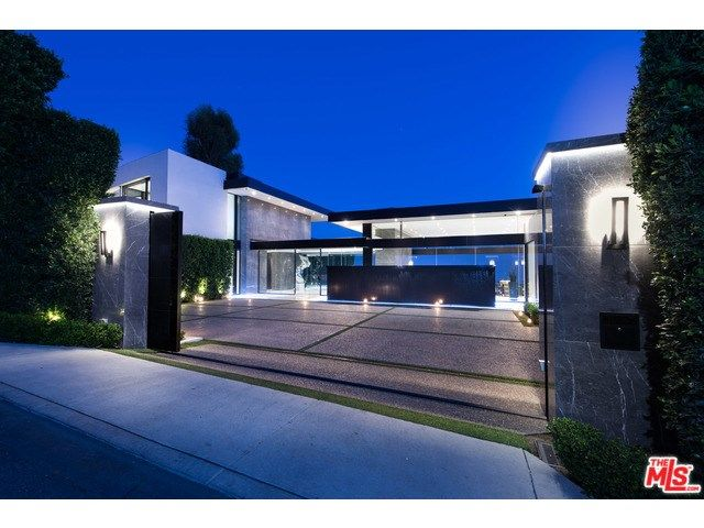 Stradella Ultramodern Masterpiece Home On The Hollywood Hills, Designed By  Paul McClean   CAANdesign