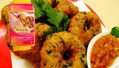 Surinaams eten – Bara (zachte en luchtige peulvruchtensnack)