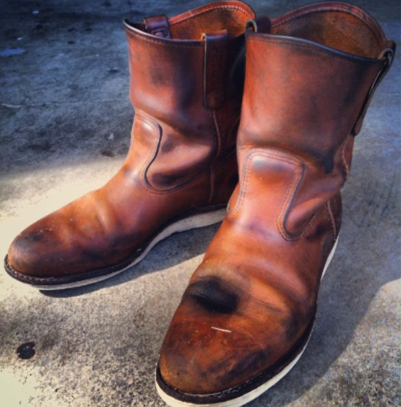 Red Wing Shoes Owners Club | thebummerlife: Bought these Red Wing pecos 866...