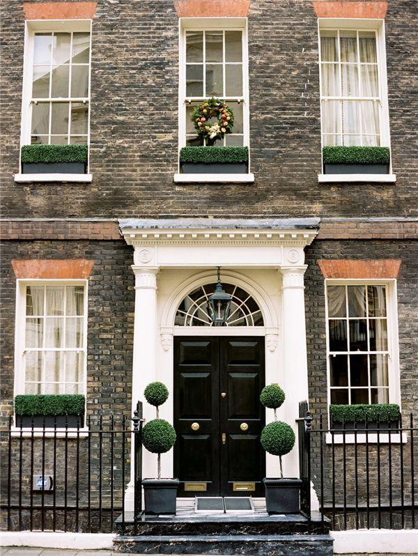 Prachtige voordeur