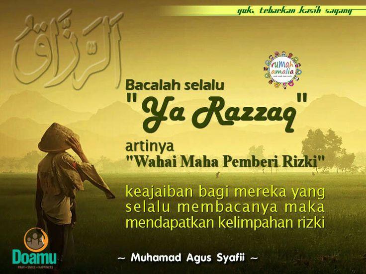 Ya Razzaq