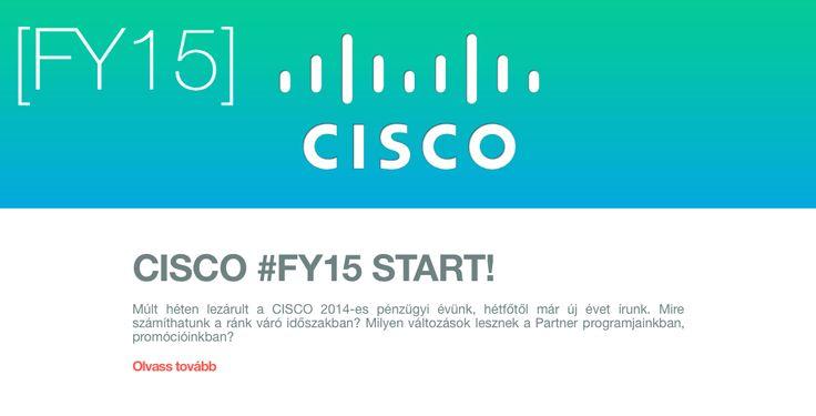 #FY15 START!  Mire számíthatnak Partnereink az új pénzügyi évben? Friss infók: #cloudcondition