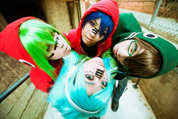vocaloid: Anime Cosplay, Costumes, Awesome Cosplay, Crazy Matryoshka, Vocaloid Cosplay, Clean Cosplay