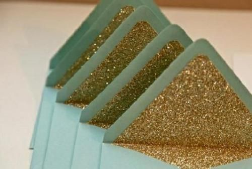 Tiffany Blue and Gold