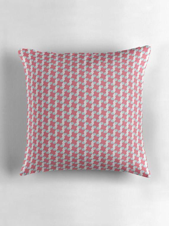Geometric summer cushion geometric cushion geometric