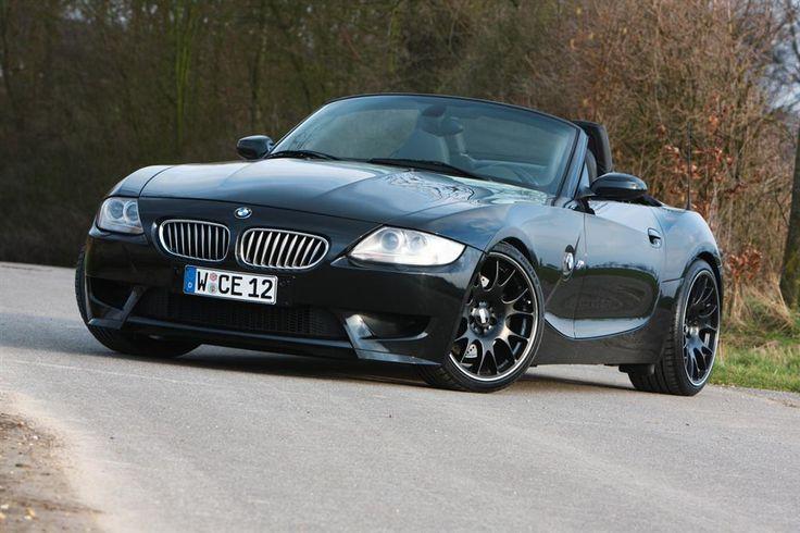 550hp V-10 Powered Manhart BMW Z4 E85. Uses the V10 engine from the M5