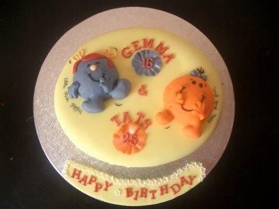 Best Mr Men And Little Miss Images On Pinterest Mr Men - Little miss birthday cake