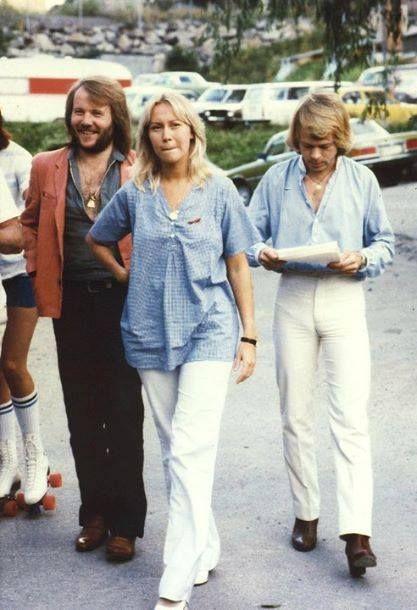 Anna ,Björn and Benny