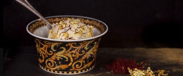 The World's Most Expensive Ice Cream . . . and Other Ridiculous Foods