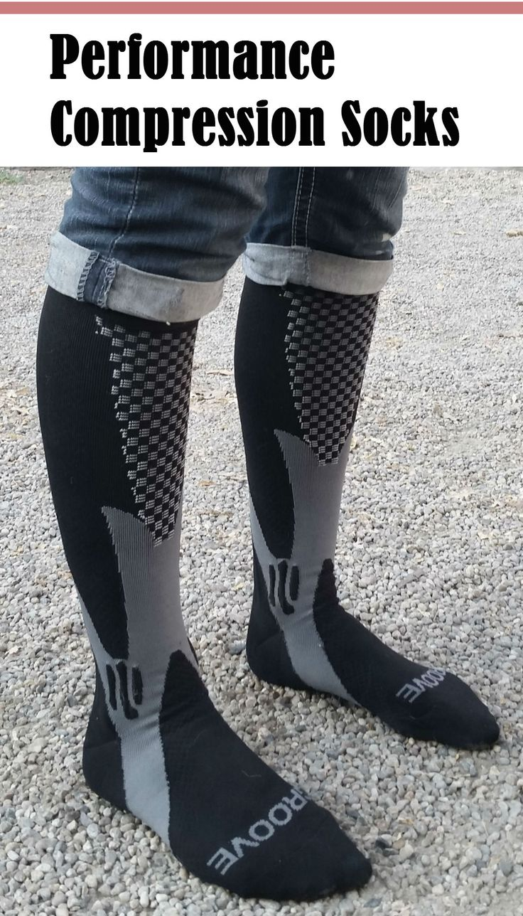 50% OFF! Holiday Sale Extended - Best Compression Socks by Groove Socks: Style and Performance - Enhanced Blood Circulation, Faster Recovery, Reduced Muscle Soreness, Reduced Swelling: Great Gift for the Holiday 50% OFF with a special coupon code GSTAKE50 on Amazon until Dec 31, 2015 http://www.amazon.com/Groove-Socks-Performance-Compression-Medium/dp/B00ROS65HS