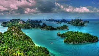angthong national marine park - YouTube