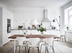 Cucina abitabile / Perché puntare su una cucina abitabile? #hogarhabitissimo