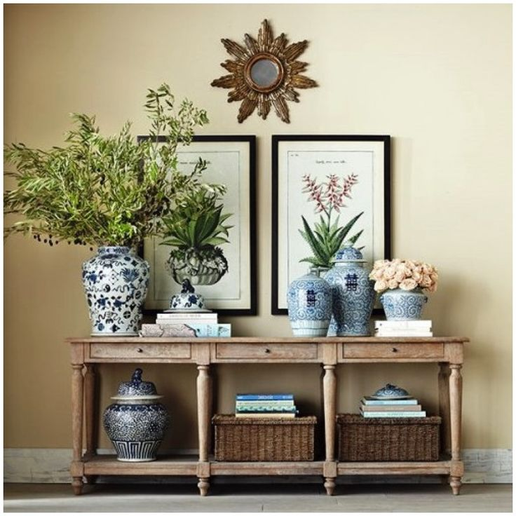 Foyer Decor Work : Best images about entry tables on pinterest foyer