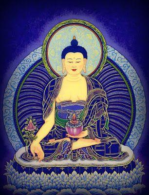 Medicine Buddha, Gyógyító Buddha