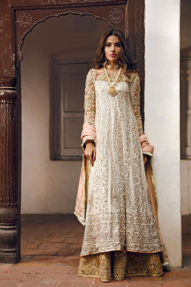 Rema & Shehrbano's bridal collection featuring model Alyzeh Gabol Pakistan