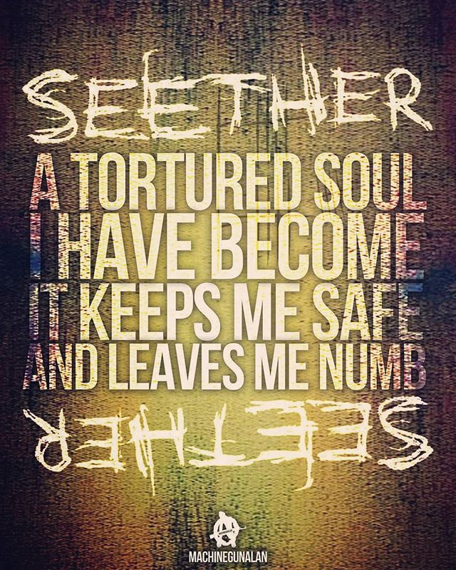 Save Today - Seether (Credit: machinegunalan)