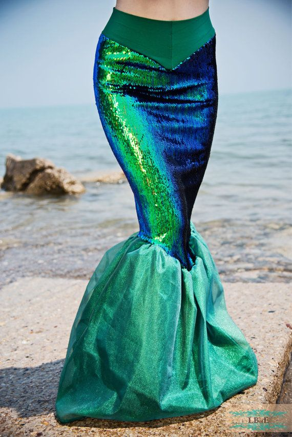 ***This is the additional sizing Walking Mermaid Tail.*** For smaller lengths please see listing: