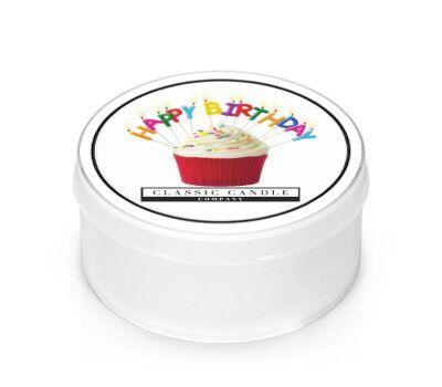 Happy Birthday  Classic Candle  Mini light